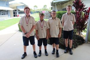 Round 1 – Gardiner's Interschool Chess Competition