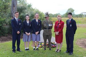 ANZAC Commemoration Service