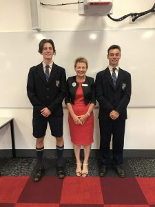 Plain English Speaking Competition