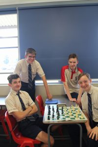 Round 2 – Gardiner's Interschool Chess Competition
